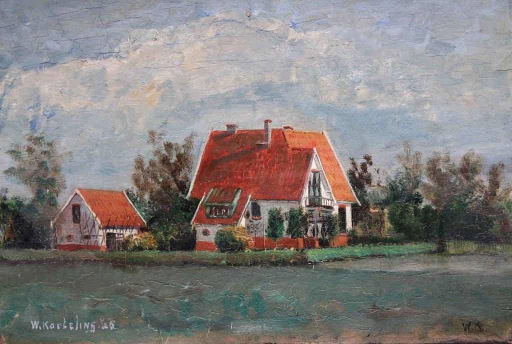 Schilderijen Willem Wzn