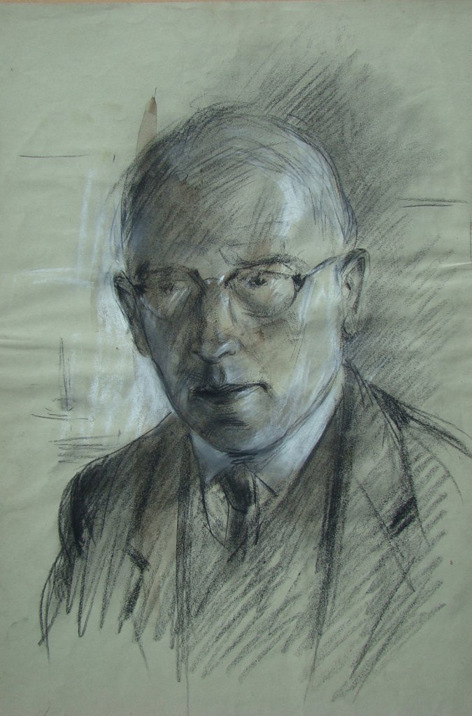 Tek. portretten en figuren Willem Bzn
